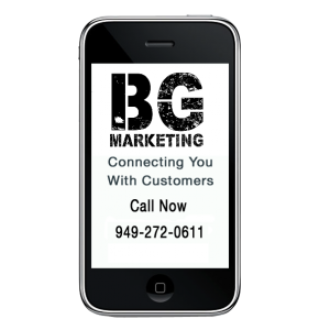 SEO for Smart Phone Marketing With BG Marketing