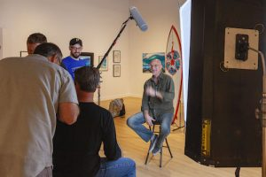 ArtSurf Productions at HB Art Center with Phil Roberts, Scott Bourquin, Craig Railsback, Vito Trabuco